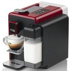 Капсульная кофеварка Caffitaly Bianca RED S22 One Touch Cappuccino
