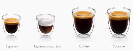 Основные кофейные напитки