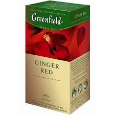 Чай Greenfield Ginger Red 25 пакетиков