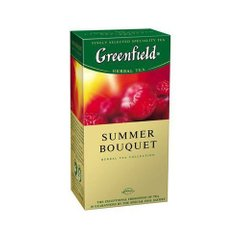 Чай Greenfield Summer Bouquet 25 пакетиков