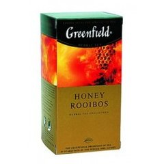 Чай Greenfield Honey Rooibos 25 пакетиков