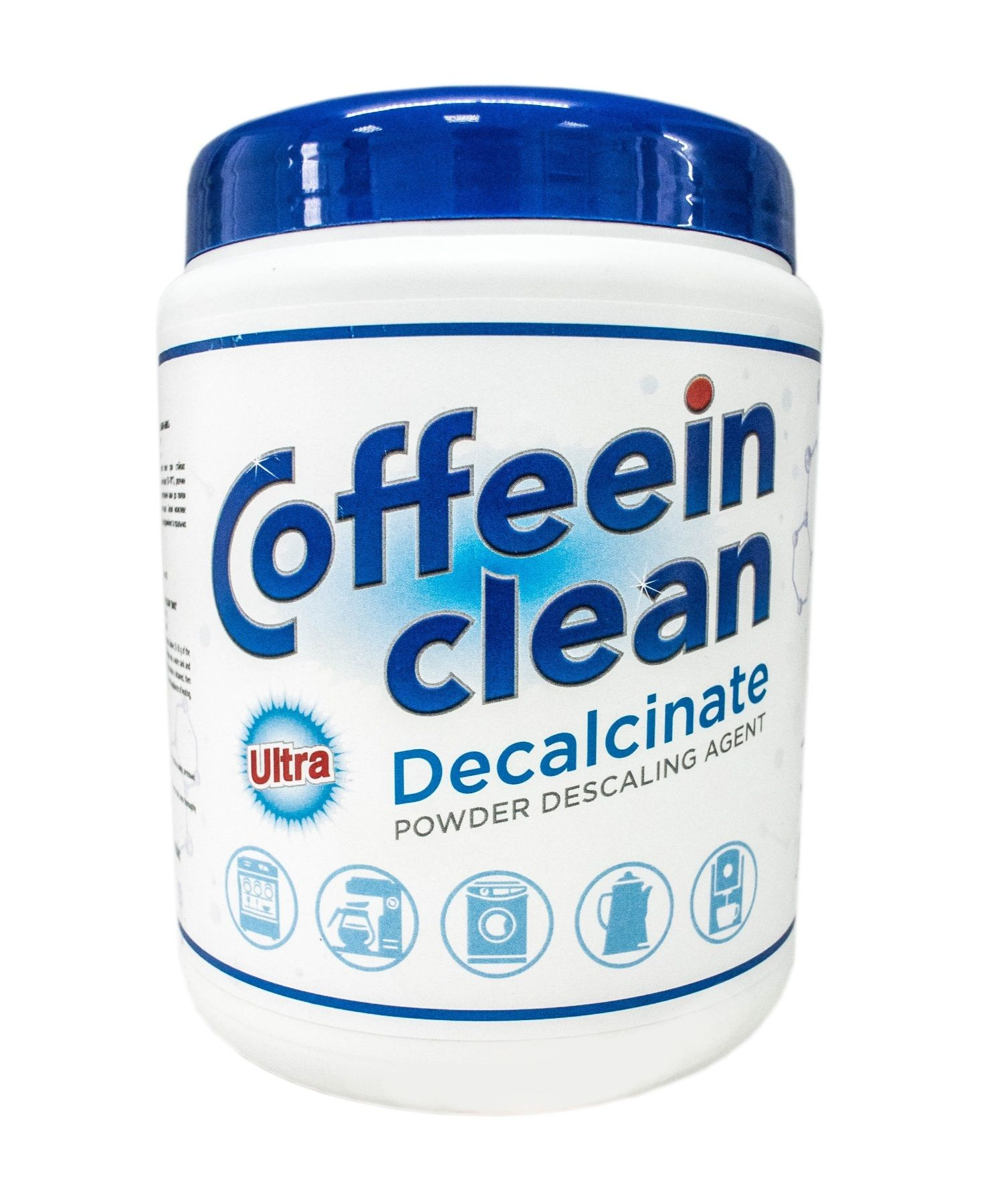 Порошок Coffeein clean DECALCINATE ULTRA для чистки кофемашин