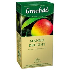 Чай Greenfield Mango Delight 25 пакетиков
