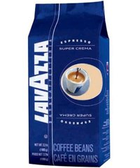 Кофе LAVAZZA SUPER CREMA (1кг)