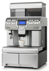 Кофемашина Saeco Aulika TOP High Speed Cappuccino (HSC) Silver