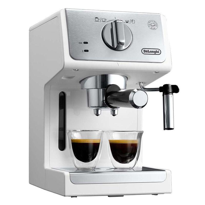 Рожковая кофеварка de'longhi ecp 33 21 w отзывы